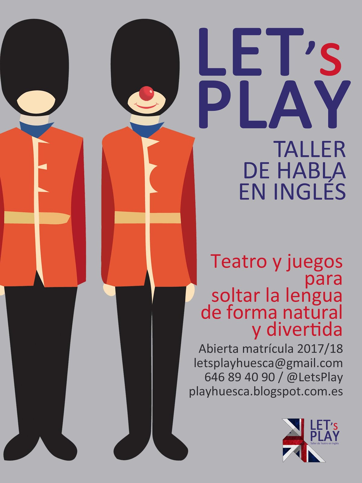 Let's Play Children Huesca