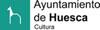 Logo Ayuntamiento Huesca Cultura