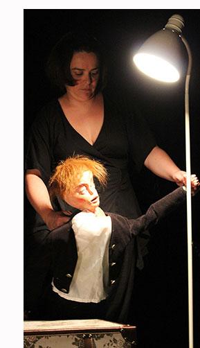 Víctor y el monstruo (Frankenstein)
