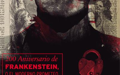 """Celebramos el """"200º Aniversario Frankenstein"""" con el estreno de """"Víctor y el monstruo"""" en Cantabria"""