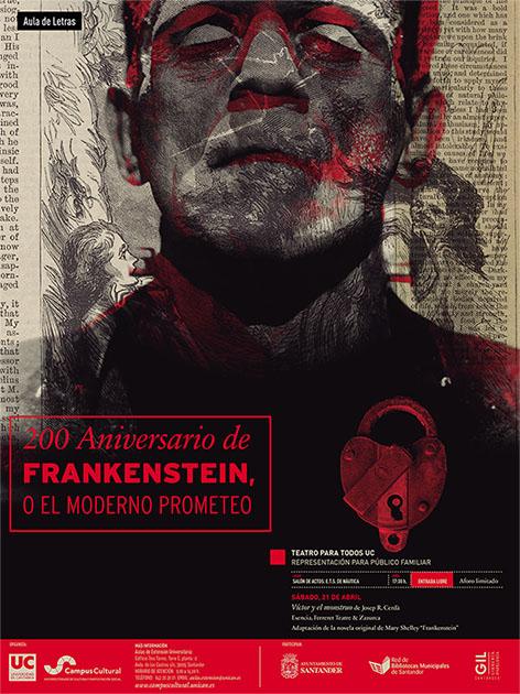 200º Aniversario Frankenstein