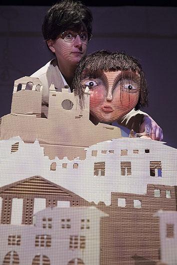 """""""La niña azul"""" de estreno absoluto en mayo"""