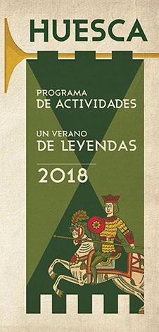 Un verano de leyendas Huesca