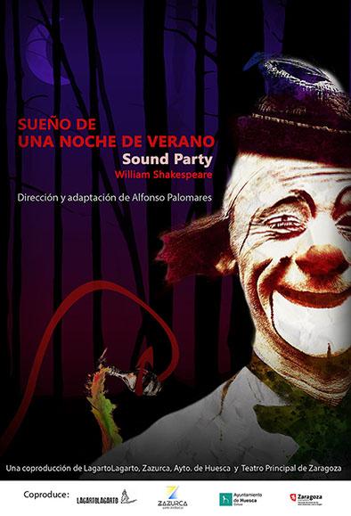 """Huesca y Zaragoza se unen para coproducir """"Sueño de una noche de verano Sound Party"""""""