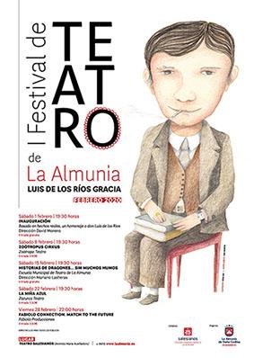 """Festival de Teatro de La Almunia de Doña Godina"""