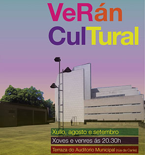 Ourense Veran cultural