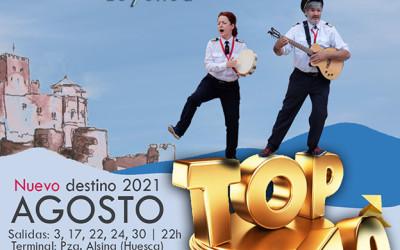 Top10: el nuevo destino de Aerolíneas de Leyenda